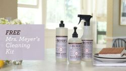 Small Of Meyers Cleaning Products