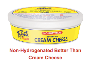 tofutti vegan cream cheese