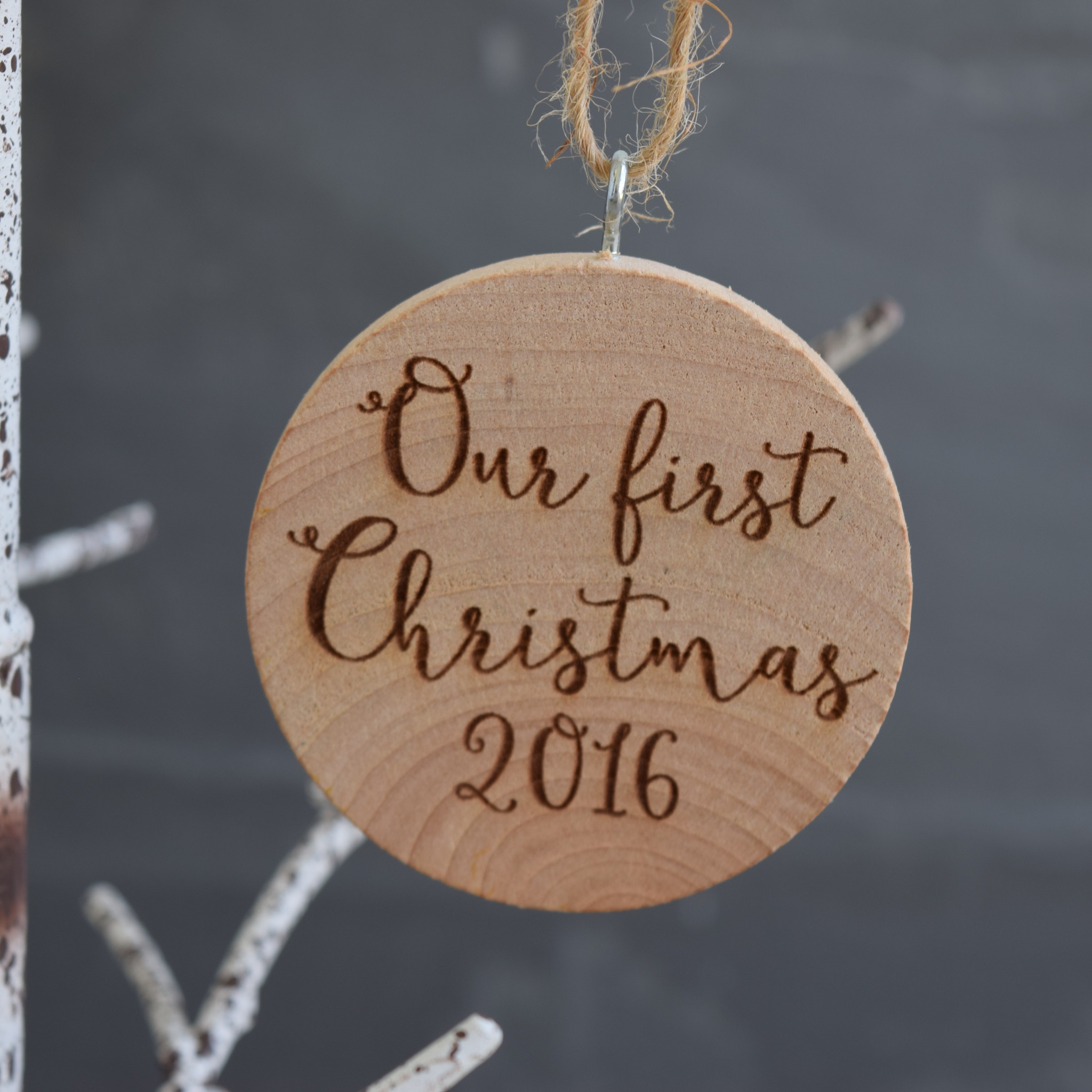 Fullsize Of Our First Christmas