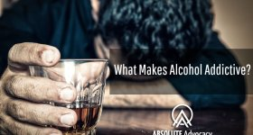 What Makes Alcohol Addictive?