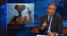 Jon Stewart Calls Out Not-Emperor Obama's Powerlust By Pointing Out Something He's Overlooked
