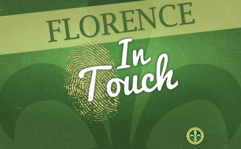Florence In Touch - horizontal
