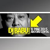 """DJ BABU """"WE BRINGIN´ IT BACK"""" TOUR 2015 – DJ Access x DJ D-Fekt x DJ Phax"""