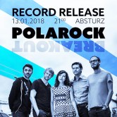 POLAROCK – Record Release PARTY