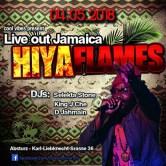LIVE: Hiya Flames (Jamaika)