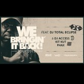 DJ Total Eclipse (X-Ecutioners) & DJ Access