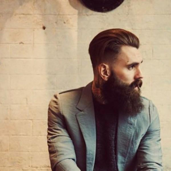 Studio rivela: la barba hipster contiene più feci di un water