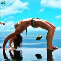 Kim Anami - La sollevatrice di pesi con la vagina