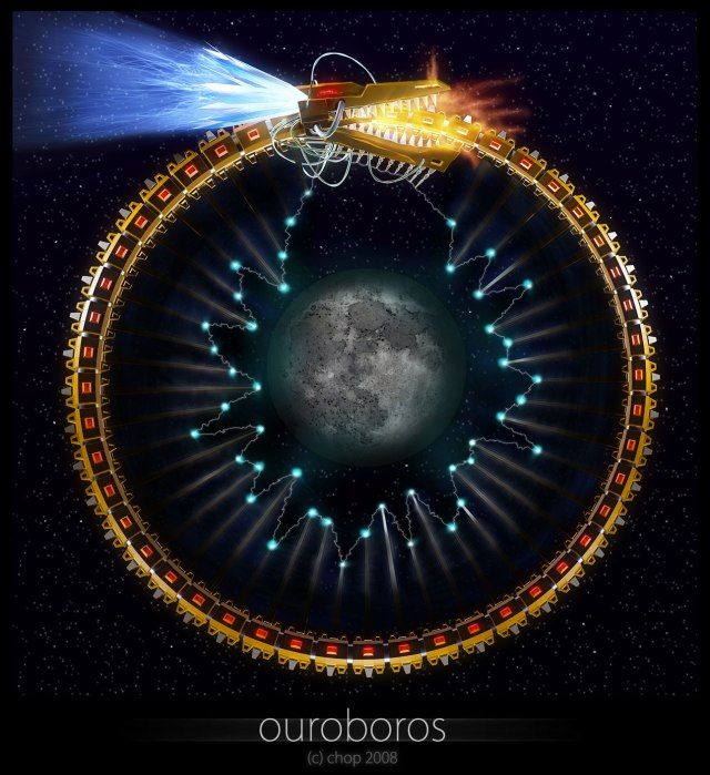 The Secret of Secrets – The Science and Signs of the Shift ~~ Hari Kumar Ouroboros_by_chop