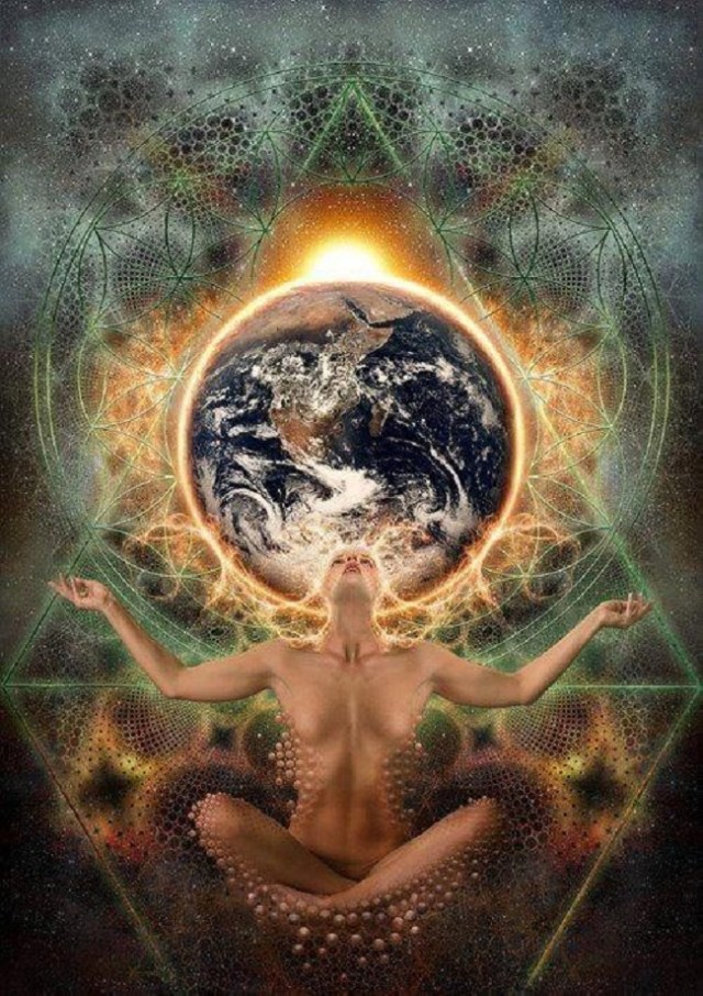 The World As We Know It Has Changed And There Is No Going Back Earth-consciousness