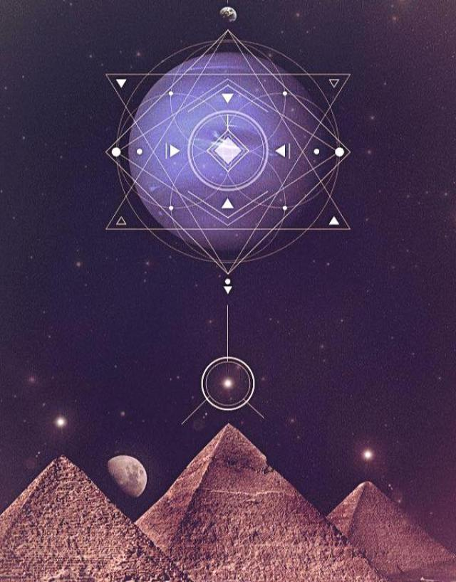 Pyramid geometry alignment