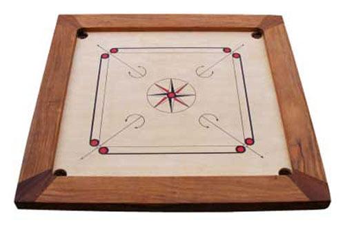 Play Carrom Board