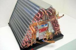 AC evaporator coil repair