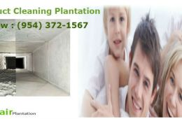 HVAC Duct Cleaning Plantation