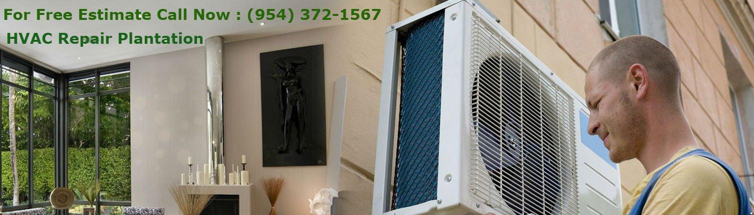 HVAC Repair Plantation