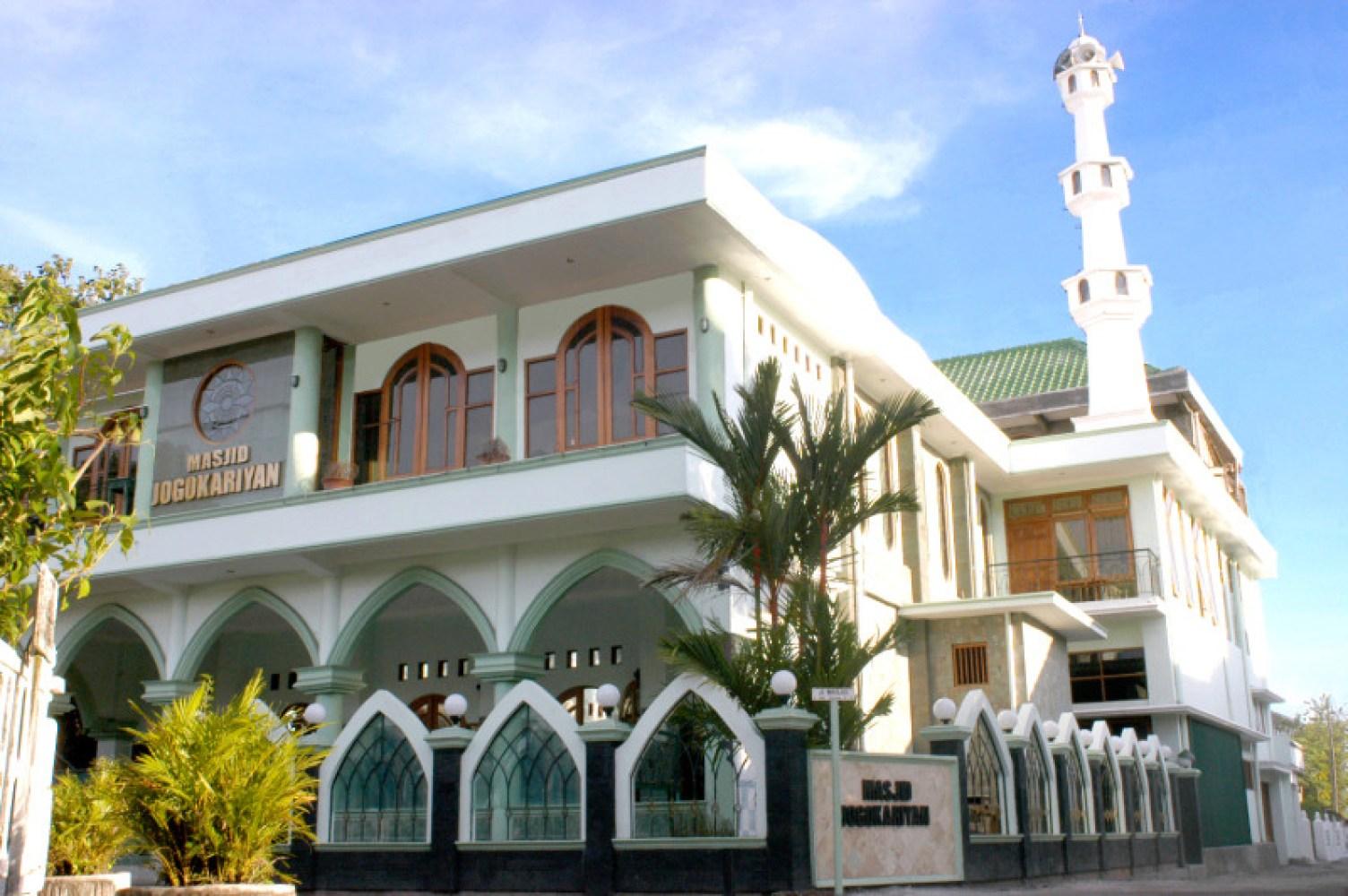 Sumber www.masjidjogokaryan.com