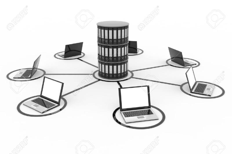 kerja teknik informatika computer network and database
