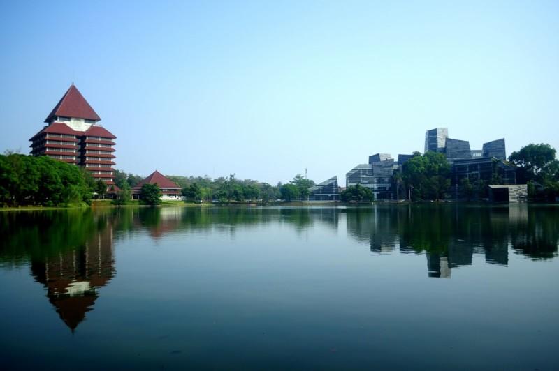 Kampus Universitas ndonesia