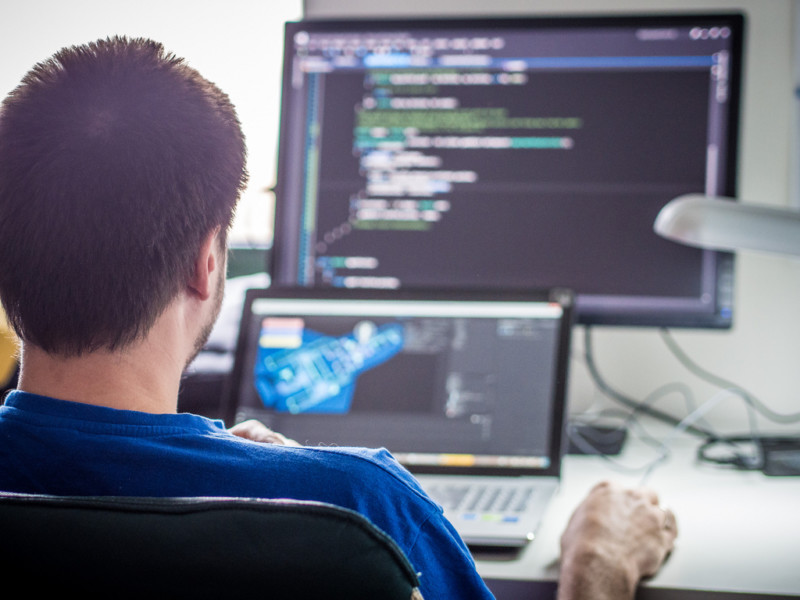 teknik informatika sebagai programmer