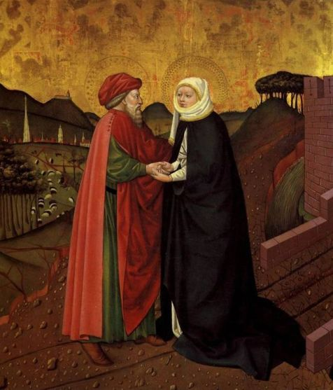 Saint Anne and Joachim