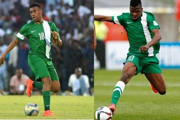 iwobi Iheanacho golden boy award