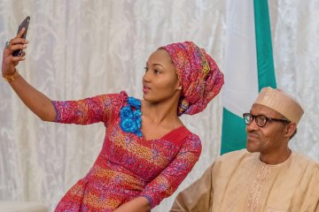 fatima buhari is getting married