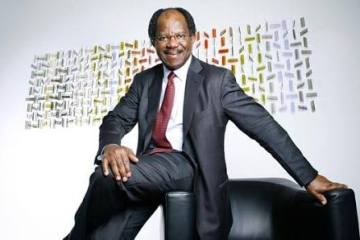 Trump Brings A Nigerian On Board His Administration Bayo Ogunlesi