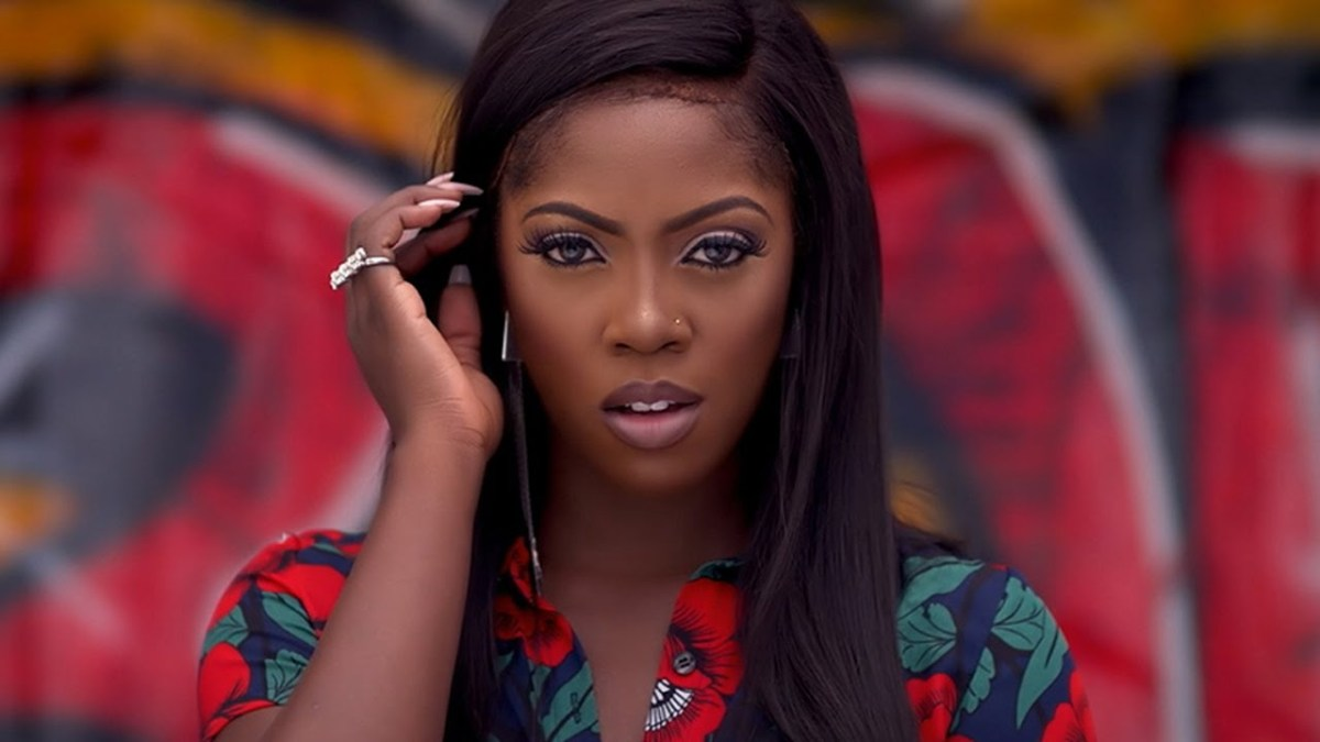 Tiwa Savage Is All For Sexuality In Entertainment
