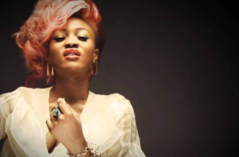 """Eva Alordiah To Fiance; """"I Found Home With You"""""""