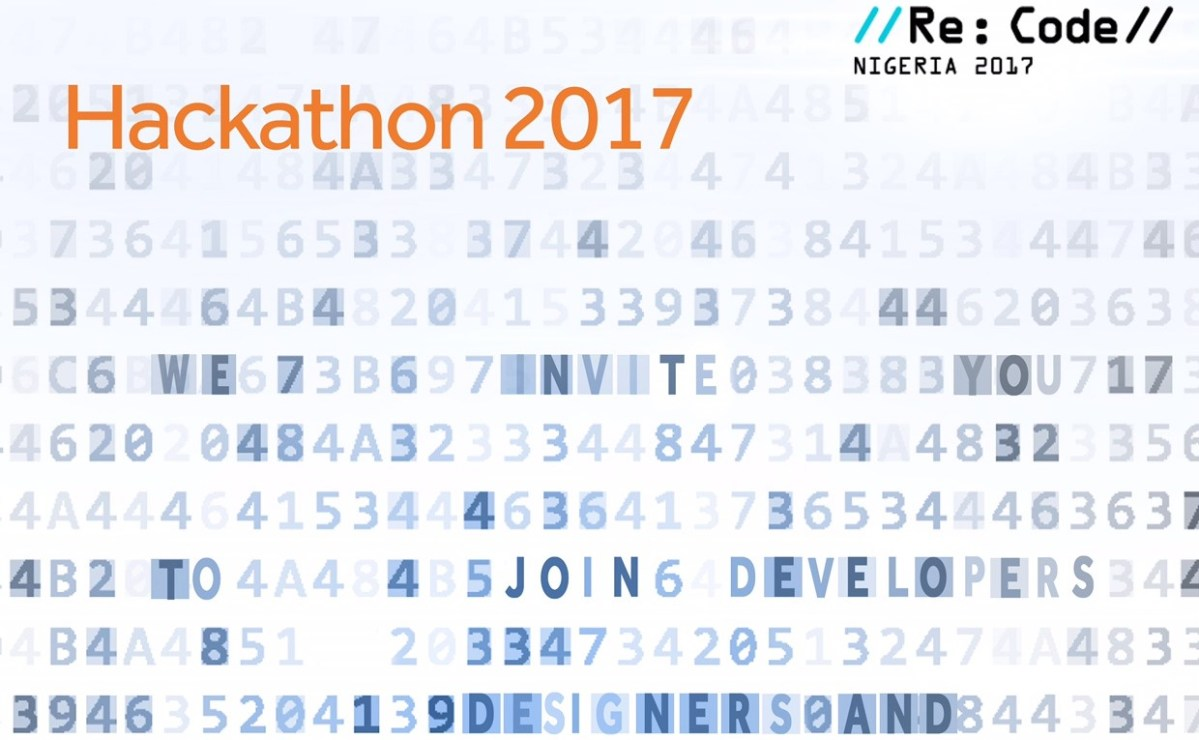 Less Than 24 Hours To The 2017 Hackathon
