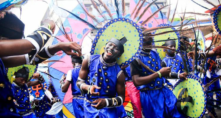 The Lagos Carnival And Eyo Festival Are Back