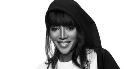 Naomi Campbell & Diesel Team Up In New Charity Collection