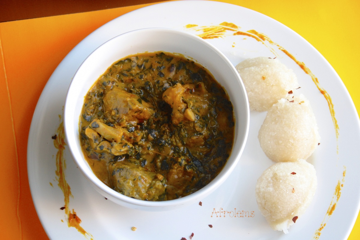 #FoodWednesday: How To Prepare OfeOnugbu (Bitter Leaf Soup)