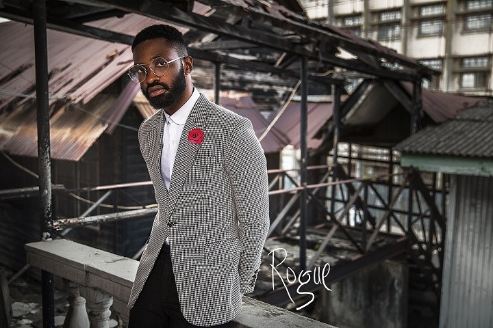 Ric Hassani Stars In 'Rogue Man Identity' Campaign