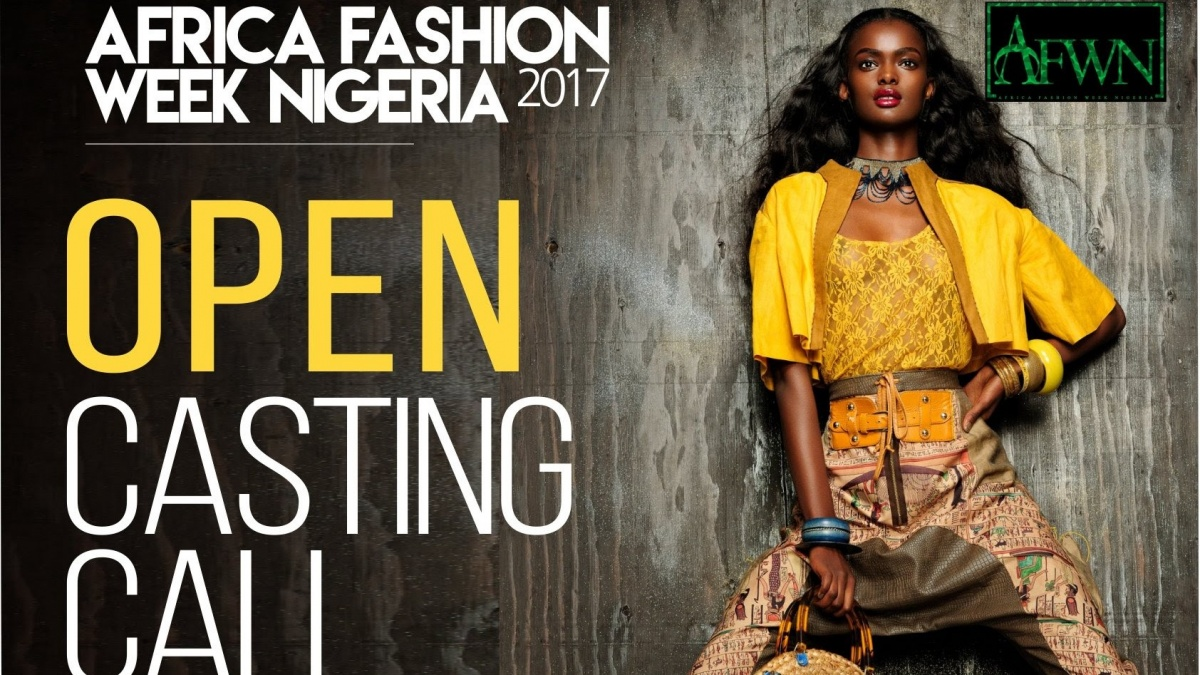 Models Wanted For Africa Fashion Week Nigeria