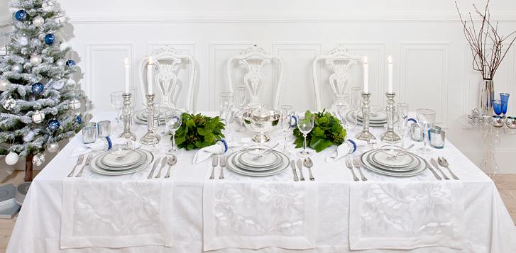 Tu mesa de navidad por zara home for Lamparas de mesa zara home