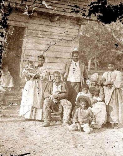 slave-family