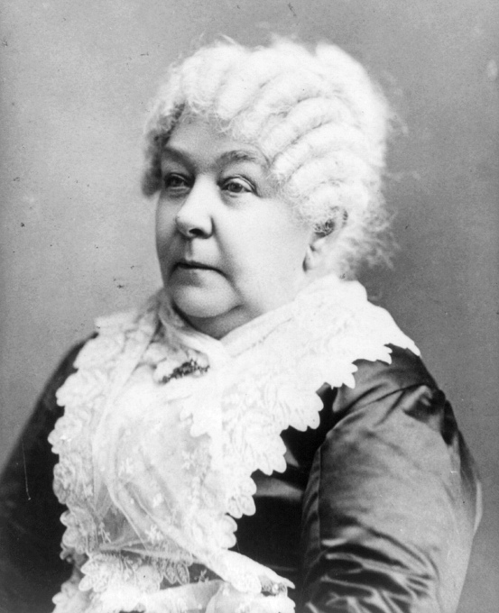 elizabeth cady stanton paper Most examples here were prepared for inclusion in volumes of the selected  papers of elizabeth cady stanton and susan b anthony, though the staff.