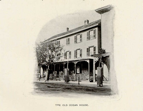 The Old Ocean House - Atlantic City, New Jersey