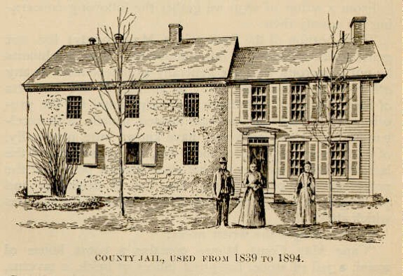 The Jail of 1829