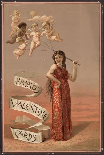 Prang's Valentines Cards
