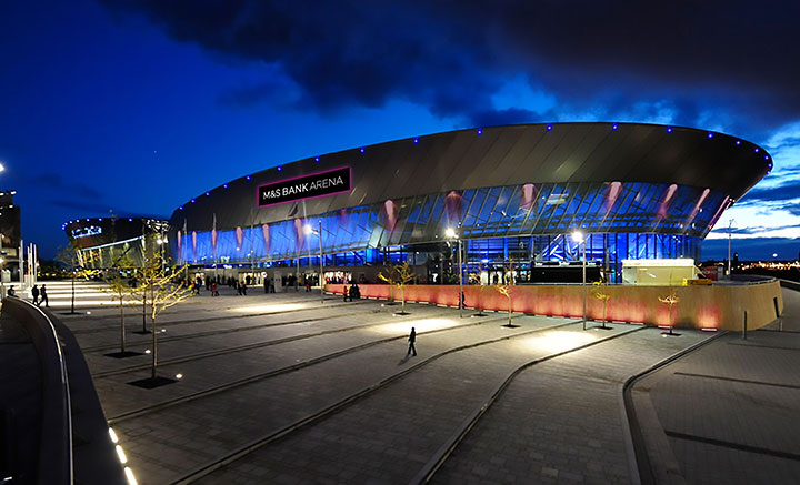 M&S BANK TO BECOME OFFICIAL NAMING PARTNER OF LIVERPOOL ARENA - 2018 | ACC Liverpool