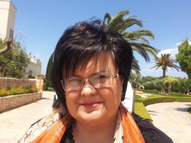 Gemma Minoia : Vice Presidente Adulti - S. Maria del Carmine, Monopoli