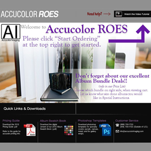 Accucolor Photo Lab ROES