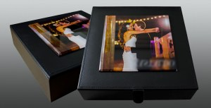 Acrylic Custom Album Boxes