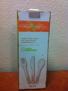 Recyclable Utensils