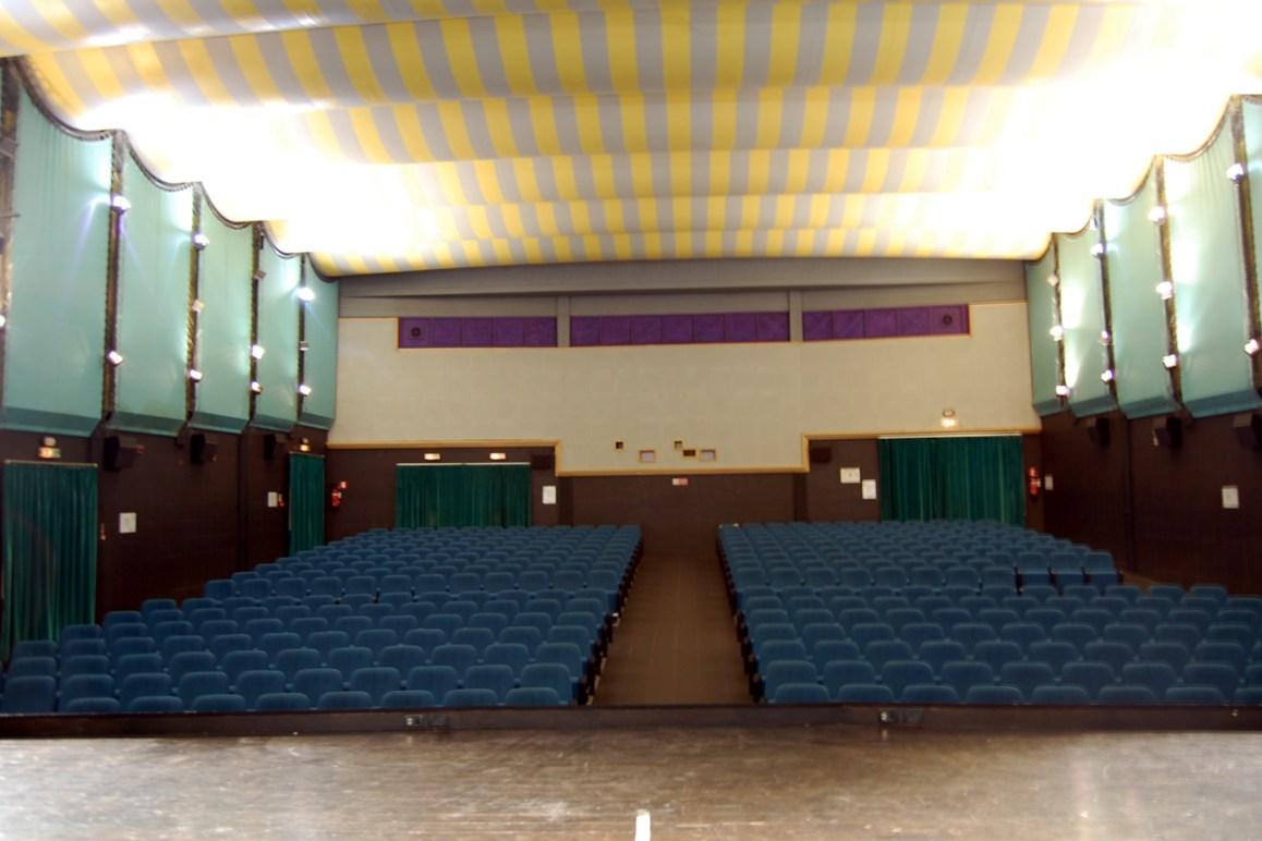 Sala della comunità Ambra di Poggio a Caiano