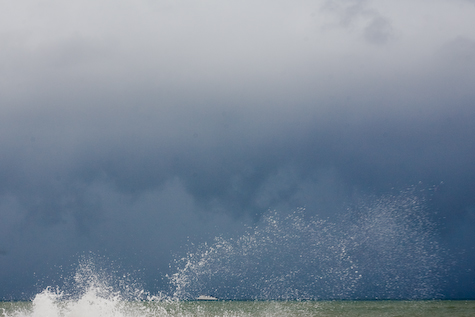 Gelombang Perairan Barat Aceh Capai 3,5 Meter
