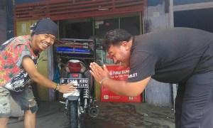 Suparta Arz/EKSPEDISI INDONESIA BIRU