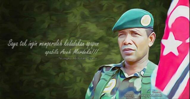 Teungku Lah: Magnet Gerakan Aceh Merdeka